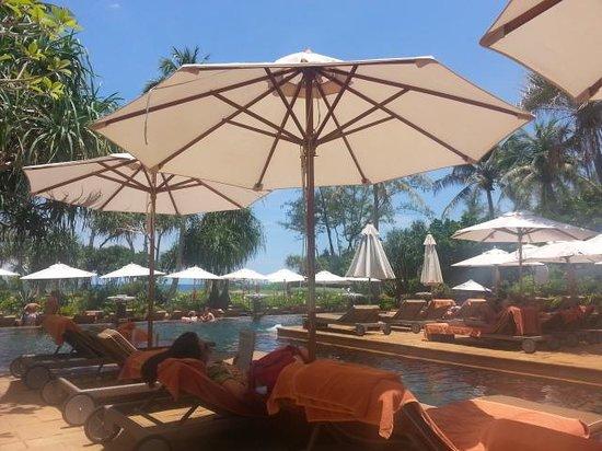 JW Marriott Phuket Resort & Spa: one of the pools