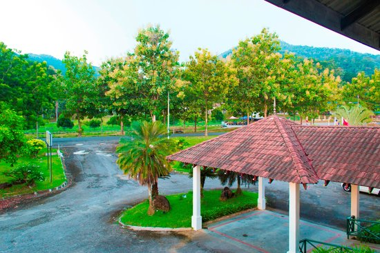 Panorama Langkawi Country Resort: Side VIew