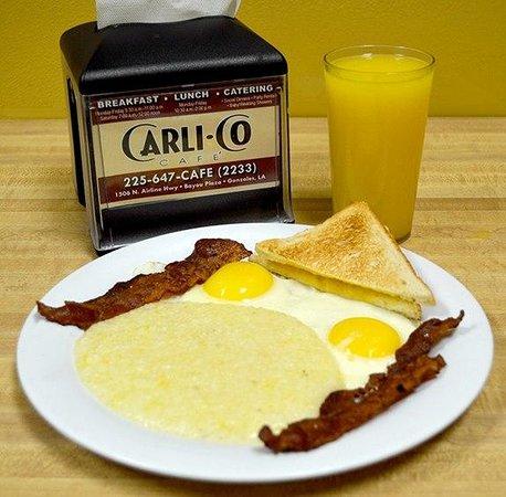 The Carlico Cafe