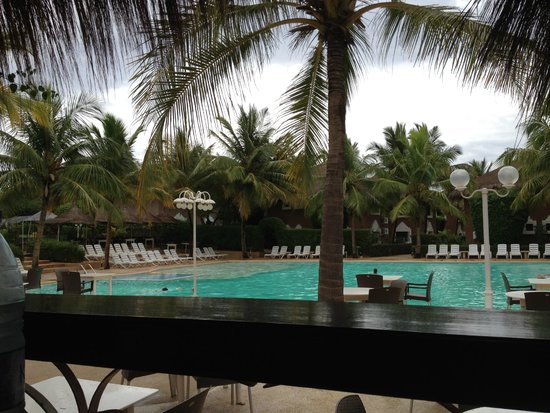 Hotel Neptune : piscine