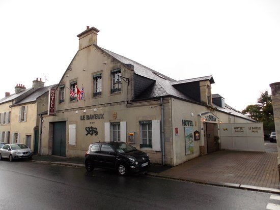 Hotel Le Bayeux: Hotel Bayeux