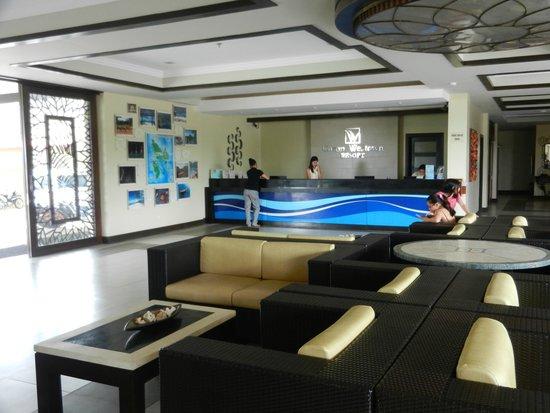 Coron Westown Resort: Reception