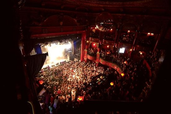 Photo of Nightclub KOKO at 1a Camden High Street, London, United Kingdom
