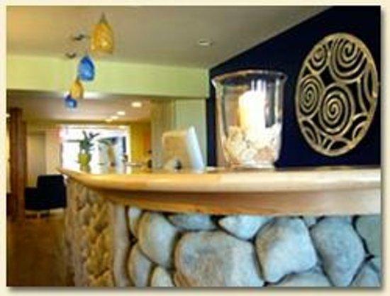 Ocean Resort: Hotel Lobby