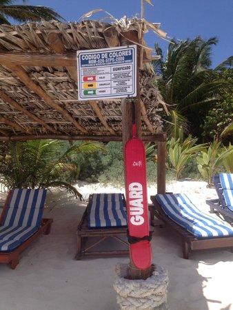 Hotel Amoreira: beach area