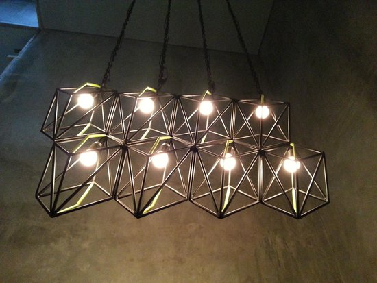 Kosenda Hotel : Beautiful Lamp