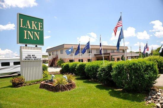 Hardy, Βιρτζίνια: Lake Inn