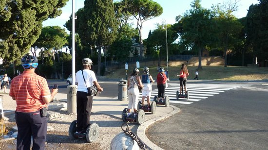 Italy Segway Tours: Martina is a great leader