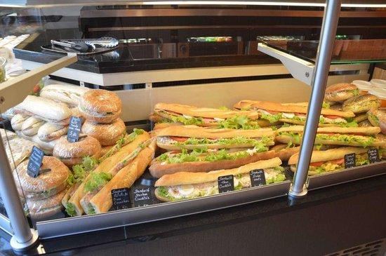 La Mie Cale : Sandwiches