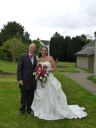 Mercure Milton Keynes Abbey Hill: Mr and Mrs Vandersluys