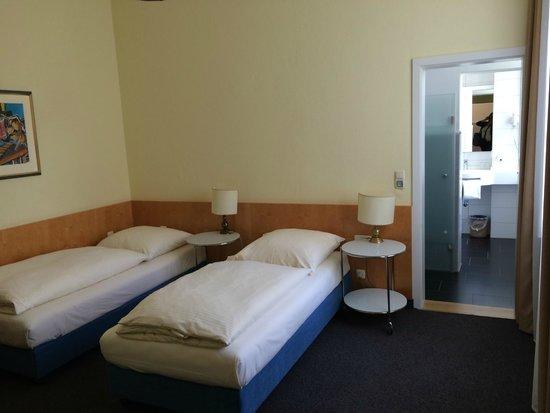 Hotel Uhland: Room 17