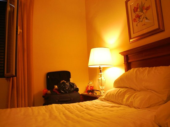 Cavalieri Hotel Corfu: Bedroom
