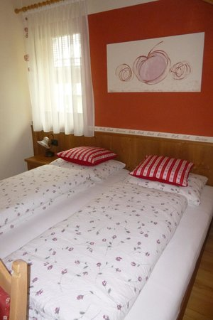 Les Gomines B&B: letto