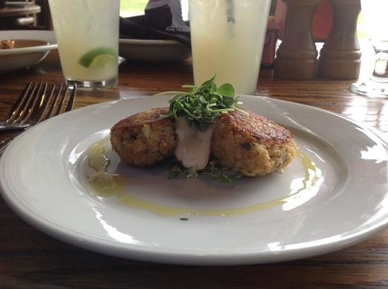 Stables Ranch Grill: My delicious crabcakes