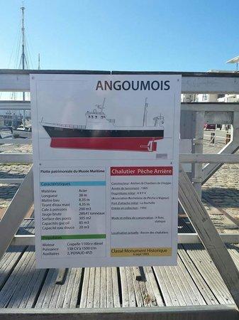 Musee Maritime: L'angoumois