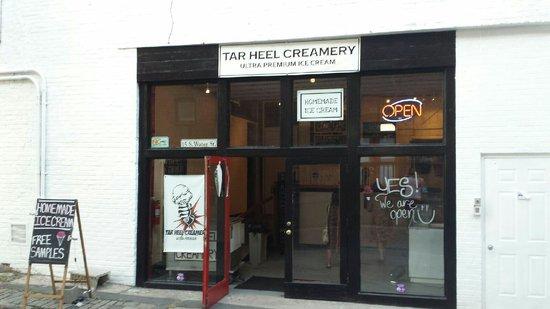 Tar Heel Creamery
