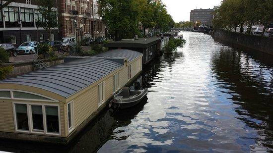De Duif : les maisons flottantes...
