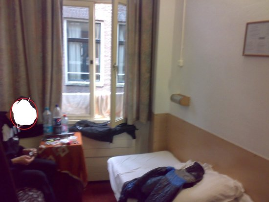 Hotel Beursstraat: Camera Doppia