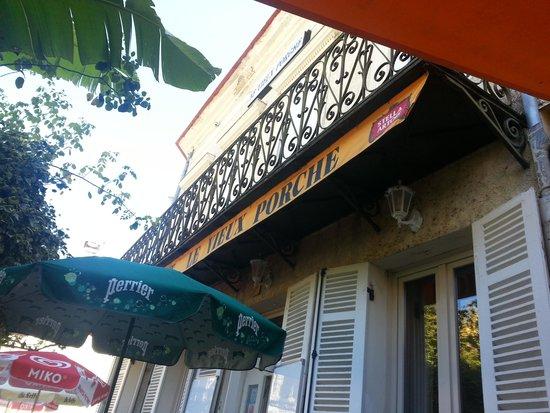the name picture of hotel le vieux porche seyches tripadvisor. Black Bedroom Furniture Sets. Home Design Ideas