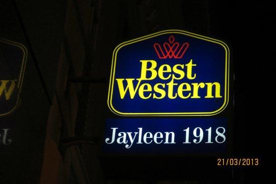 Jayleen 1918 Hotel : Отель Jaleen 1918