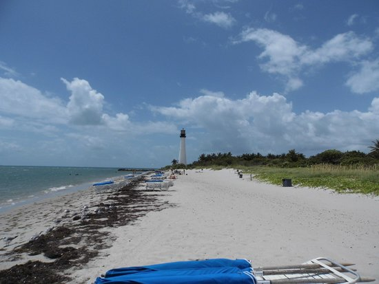 Bill Baggs Cape Florida State Park: Cape Florida Lighthouse