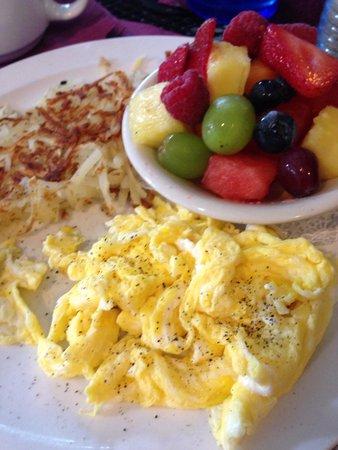 Palmetto Bay Sun Rise Cafe: Best breakfast