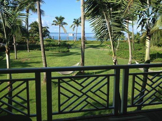 Four Seasons Resort Nevis, West Indies: Ocean view room