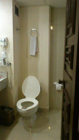 Los Aluxes: wc