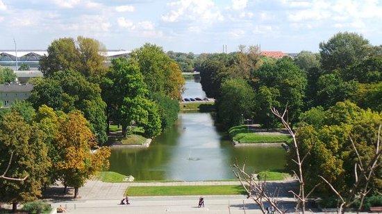 Parque Lazienki: Lazienki Park