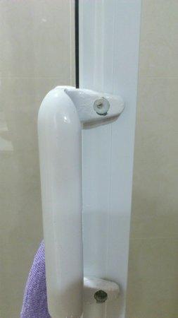 Los Aluxes: Detalle baño