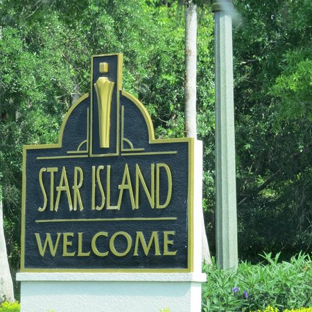Star Island Resort and Club: Entrada do Resort