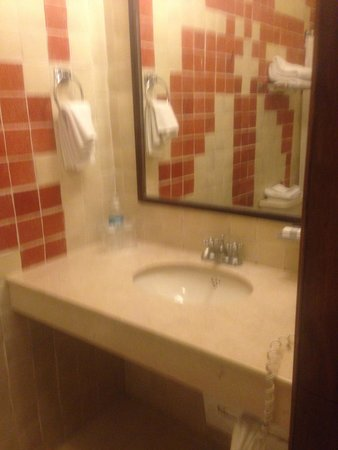 Hotel Casa Mexicana: Baño