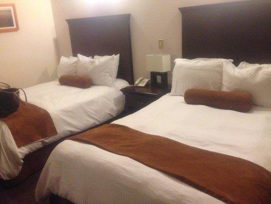 Hotel Casa Mexicana: Habitación doble