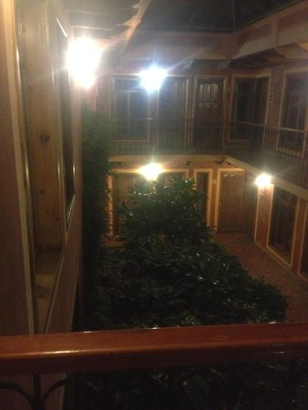 Hotel Casa Mexicana: Interior