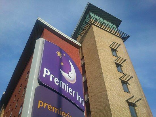 Premier Inn Southampton City Centre Hotel: Hotel