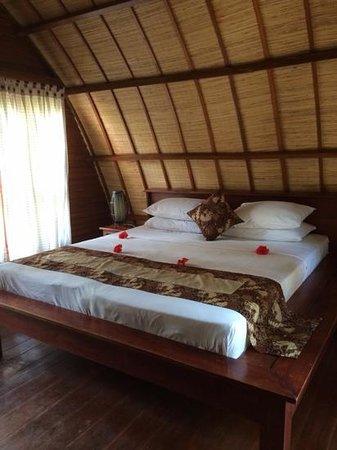 Manta Dive Gili Air Resort: chambre
