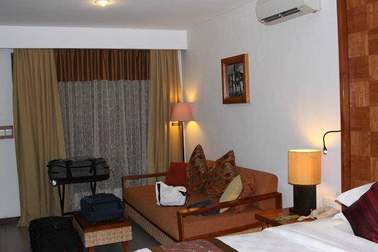 Rama Candidasa Resort & Spa: la camera