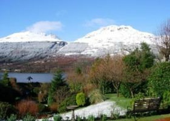 Fascadail Country Guest House: The  view