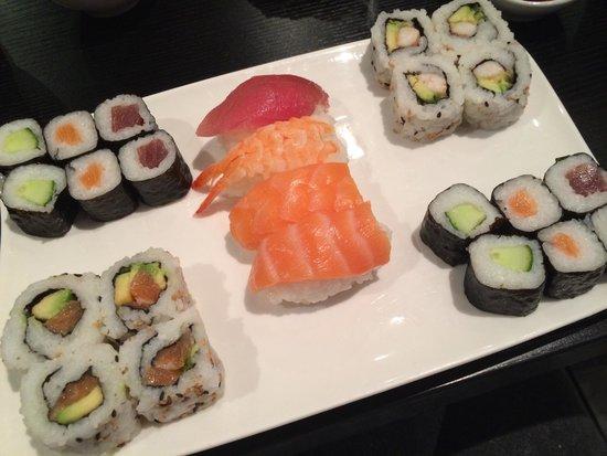 Sushi Bar : Menu à volonté