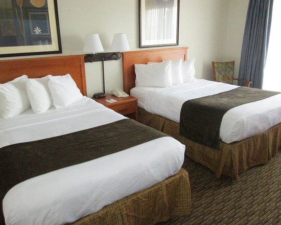 The Downtown Duluth Motel: Double Guest Room