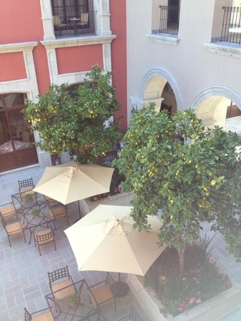 Rosewood San Miguel de Allende: Balcony