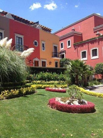 Rosewood San Miguel de Allende: View of the Hotel