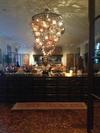 Rosewood San Miguel de Allende: Restaurant 1826