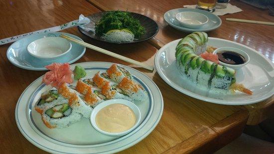 Sushi 'n Thai