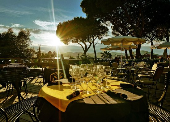 Restaurant Etoile St Tropez