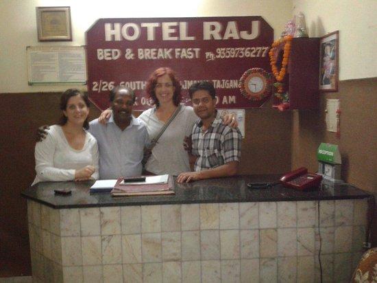 Hotel Raj: Jimmy