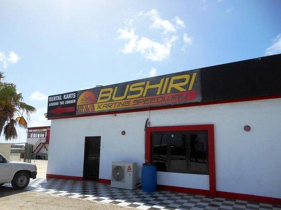 Bushiri Karting Sdway Front Building
