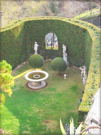 Hotel Scapolatiello: Il giardino