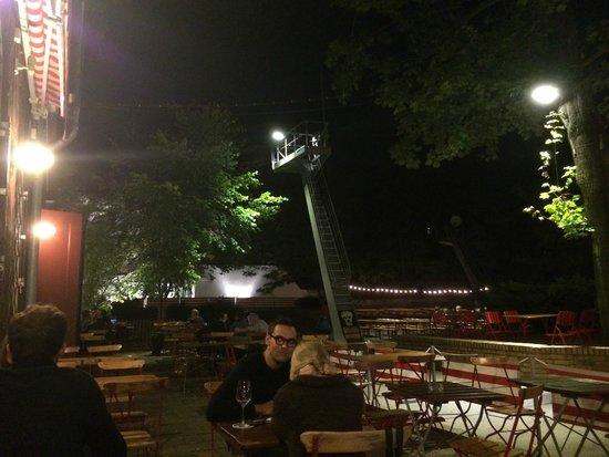 Prater Garten : Prater Beer Garden