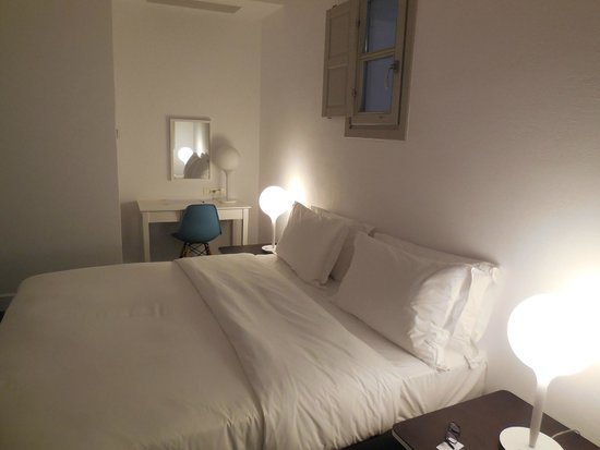 Anemi Hotel: La nostra camera
